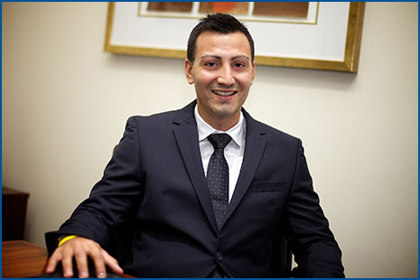 Adriano Cuzzupe - CPA, Bachelor of Commerce (Accounting, Finance & Business Law) - Deluca Partners